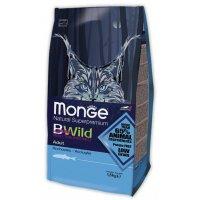 Сухой корм для кошек Monge Superpremium Cat Bwild Adult Anchovies