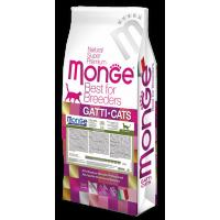 Сухой корм для кошек Monge Cat Sensitive