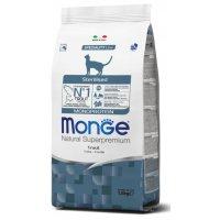 Сухой корм для кошек Monge Cat Monoprotein Sterilized Trout