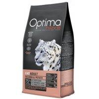 Optima Nova Cat Adult (Лосось и картофель)