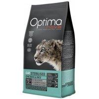 Optima Nova Cat Sterilised (Курица и рис)