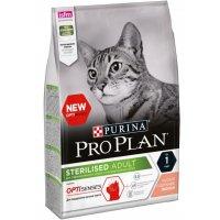 Сухой корм для кошек Purina Pro Plan Sterilised OptiSenses Adult (Лосось)