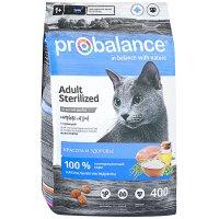 ProBalance Cat Sterilized (курица и рис)
