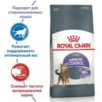 Сухой корм для кошек Royal Canin  Sterilised Appetite Cntrl