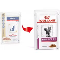 Royal Canin Renal (Говядина) 85 г