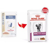 Royal Canin Renal (Курица) 85 г