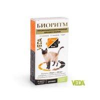 """VEDA """"Биоритм"""" для кошек с кроликом"""