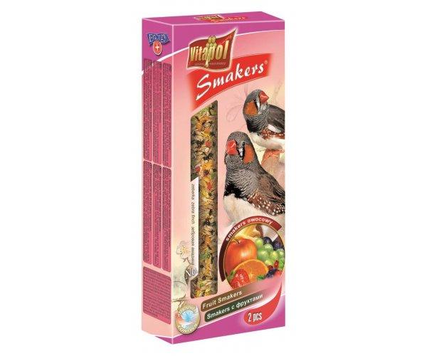 """Vitapol """"Smakers"""" с фруктами для амадин, 60 г"""