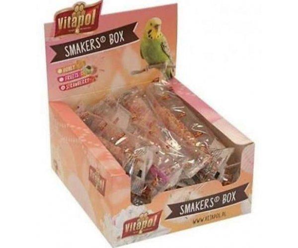 """Vitapol"" Smakers Box с фруктами для волн. попугаев"