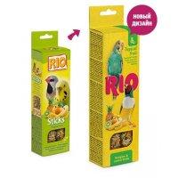 RIO Sticks Для волн. попугаев и экзотов (Троп. фрукты)