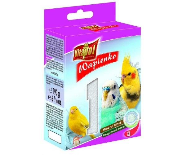 Vitapol Натуральный минеральный камень для птиц XL