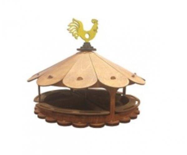 """Green Farm Кормушка для птиц """"Карусель"""""""