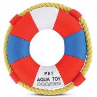 """Triol Aqua Игрушка для собак """"Спасательный круг"""", 25 см"""