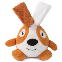 """Triol Игрушка для собак """"Кролик-ушастик"""", 15 см"""