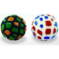 "Lilli Pet игрушка с пищалкой ""Мяч в шкуре жирафа"""