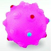 """Lilli Pet игрушка с пищалкой """"Розовыйй мяч"""""""
