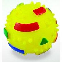 """Lilli Pet игрушка с пищалкой """"Космический мяч"""""""