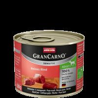Консервы для собак Gran Carno Sensitiv (Говядина)