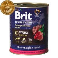 Brit Premium Dog (Сердце и печень)