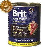 Brit Premium Dog (Говядина с пшеном)