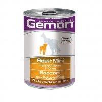 Gemon Консервы Dog Mini Adult Chicken/Rice
