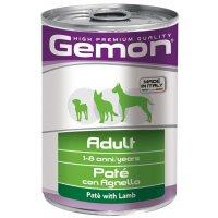 Консервы для собак Gemon Dog Adult Pate Lamb