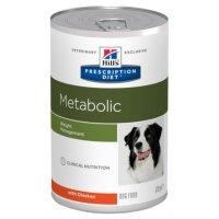 Консервы для собак Hill's Metabolic Weight Management для собак с курицей