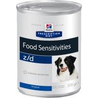 Консервы для собак Hill's z/d Food Sensitivities влажный корм для собак