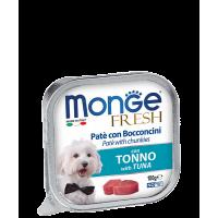 Monge Dog Fresh Tuna Pate