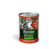 Консервы Monge BWild GF All Breeds Adult (Индейка)