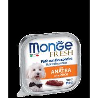 Monge Dog Fresh Duck Pate