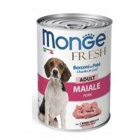 Консервы Monge Fresh Adult Pork