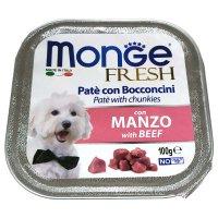 Monge Dog Fresh Beef Pate