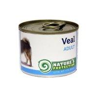 Консервы для собак Nature's Protection Adult Veal