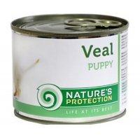Консервы для собак Nature's Protection Puppy Veal