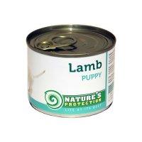 Консервы для собак Nature's Protection Puppy Lamb