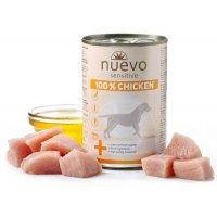Консервы для собак Nuevo Sensitive 100% Chiken dog