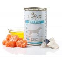 Консервы для собак Nuevo Sensitive 100% Fish dog