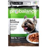 ProBalance Dog Adult Sensitive с курицей