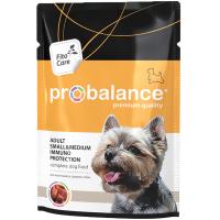ProBalance Dog Immuno Adult Small&Medium с курицей