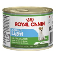 Консервы для собак Royal Canin Adult Light, 195 г