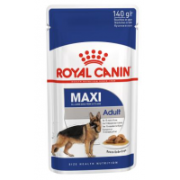 Консервы для собак Royal Canin Adult Maxi (в соусе)