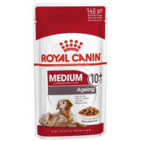 Консервы для собак Royal Canin Ageing Medium 10+ (в соусе)