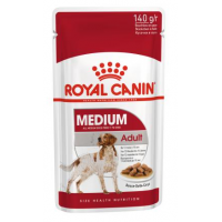 Консервы для собак Royal Canin Adult Medium (в соусе)