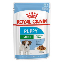 Консервы для собак Royal Canin Puppy Mini (в соусе)