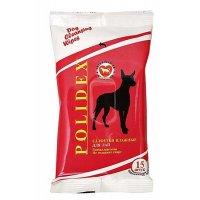 Polidex Влажные салфетки для лап