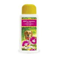 Pchelodar Шампунь с мёдом и геранью для собак