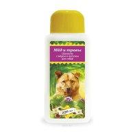 Pchelodar Шампунь с мёдом и лопухом для собак