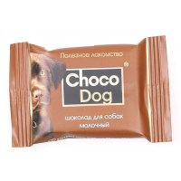 "VEDA Шоколад молочный ""Choco Dog"""