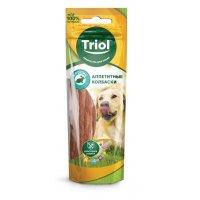 Triol Аппетитные колбаски из кролика для собак